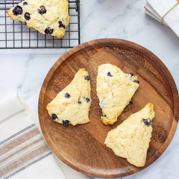 Blueberry_Scones_on_plate